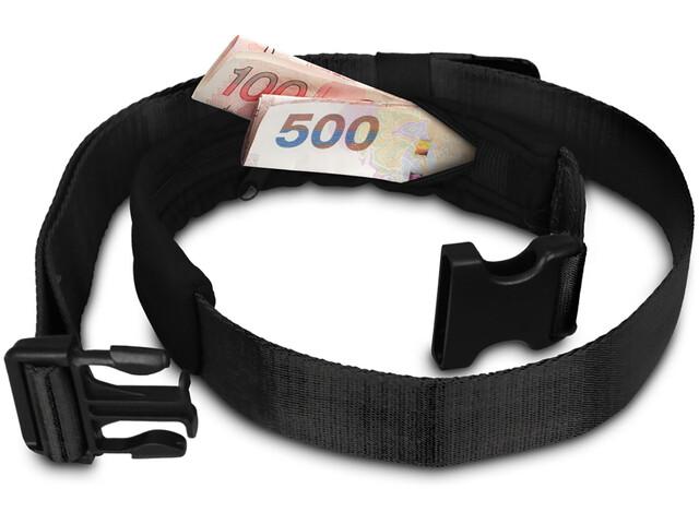 Pacsafe Cashsafe 25 Belt Wallet Black